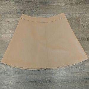 Loft Petites Flippy Skirt
